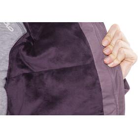 The North Face Inlux Insulated Jacke Damen black plum heather